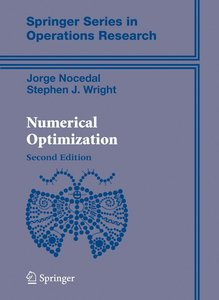 Numerical Optimization
