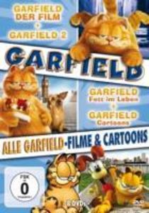 Garfield Complete Box