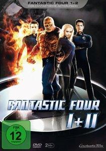 Fantastic Four 1 & 2