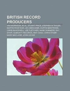 British record producers