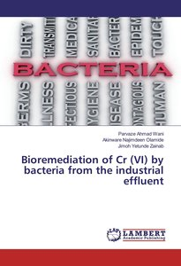 Bioremediation of Cr (VI) by bacteria from the industrial efflue