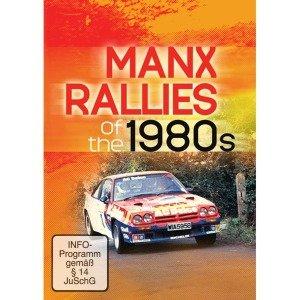 Manx Rallies of the 1980's