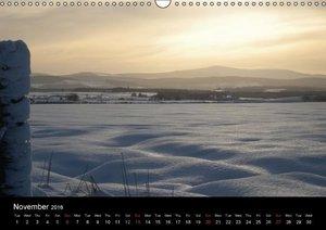 Images of Scotland (Wall Calendar 2016 DIN A3 Landscape)