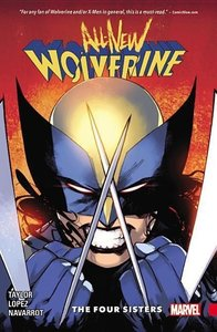All-New Wolverine, Volume 01: The Four Sisters