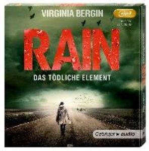 Rain. Das tödliche Element (2 mp3 CD)