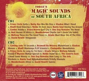 Todays Magic Sounds Of South Africa
