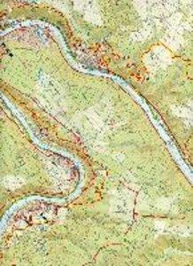 Moselsteig Karte 03 1 : 25 000