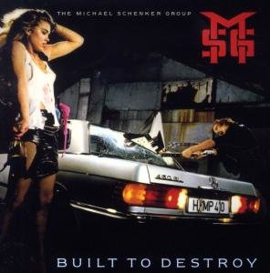 Built To Destroy-Remaster