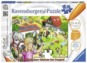 tiptoi®: Puzzeln, Entdecken, Erleben - Der Ponyhof