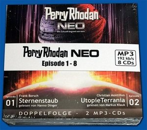 Perry Rhodan NEO Episoden 1 - 8