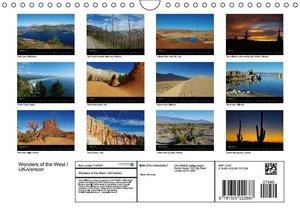 Del Luongo, C: Wonders of the West / UK-Version