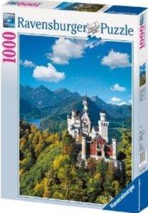 Ravensburger 15755 - Neuschwanstein im Herbst, 1000 Teile Puzzle