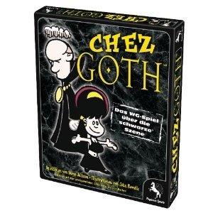 Chez Goth. Kartenspiel