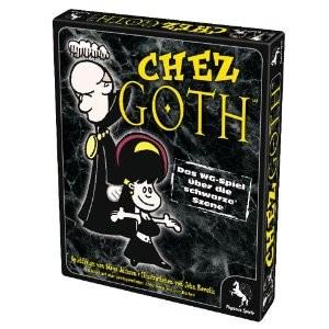 Chez Goth. Kartenspiel - zum Schließen ins Bild klicken