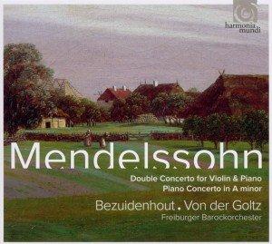 Doppelkonzert Violine & Klavier/