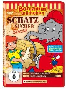 Schatzsucher Special: Sch.i.d.Mühle/findet Schatz