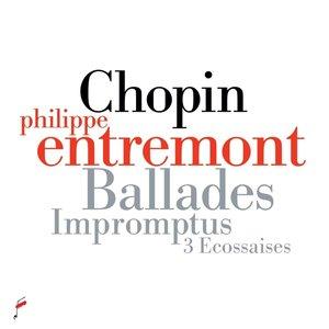 Ballades,Impromptus & 3 Ecossaises