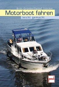 Motorboot fahren leicht gemacht