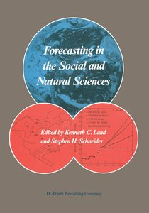 Forecasting in the Social and Natural Sciences