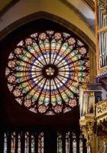 Reise in die Gotik und zu französischen Kirchen (Tischaufsteller