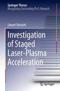 Investigation of Staged Laser-Plasma Acceleration
