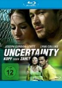 Uncertainty (Blu-ray)