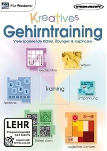 Kreatives Gehirntraining