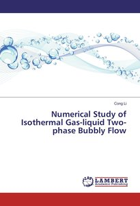 Numerical Study of Isothermal Gas-liquid Two-phase Bubbly Flow