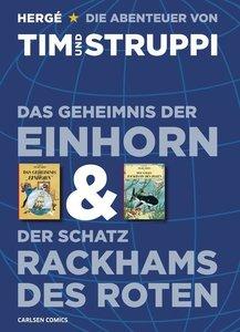 Tim & Struppi: Das Geheimnis der Einhorn und Der Schatz Rackhams