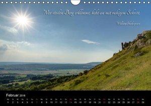 Natur trifft Zitate (Wandkalender 2016 DIN A4 quer)