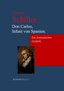 Don Carlos, Infant von Spanien.