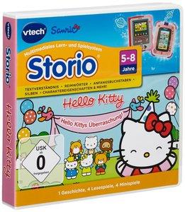 VTech 80-282404 - Lernspiel Hello Kitty (Storio, Storio 2, Stori