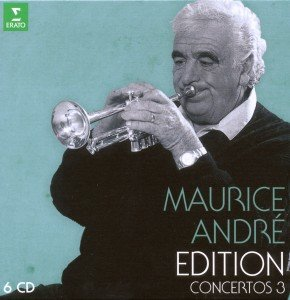 Maurice Andre Edition-Concertos 3
