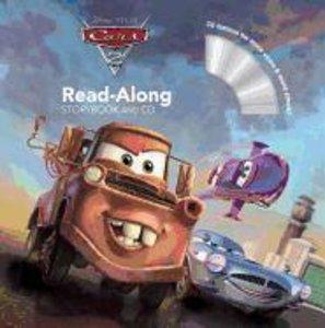 Disney Cars 2. Read-Along Storybook and CD