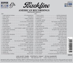 Backline Xmas Edition 2010
