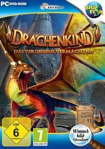 Drachenkind - Das vergessene Vemächtnis (Wimmelbild)