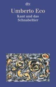 Kant und das Schnabeltier