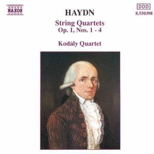 Streichquartette op.1,1-4