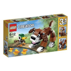 LEGO® Creator 31044 - Tiere im Park