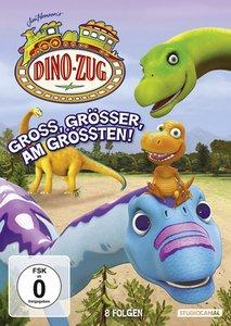 Dino-Zug / Groß, größer, am größten!