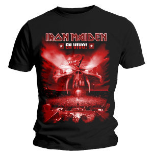 En Vivo Red Cover-Size L