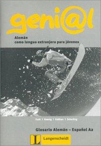 geni@l A2 - Glossar A2 Spanisch