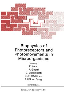 Biophysics of Photoreceptors and Photomovements in Microorganism