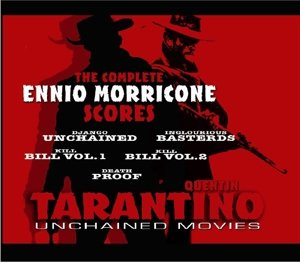 Quentin Tarantino Unchained Movies