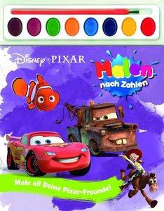 Disney Pixar Malen nach Zahlen