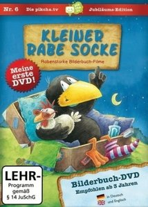 Kleiner Rabe Socke
