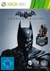 Batman: Arkham Origins - Day 1 Edition (inkl. Deathstroke Pack)