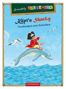 Lernerf. Vorschule: Käpt'n Sharky - Vorübungen zum Schreiben