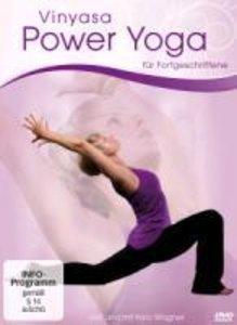 Vinyasa Power Yoga für Fortgeschrittene - von und mit Caro Wagne
