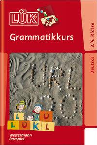 LÜK. Grammatikkurs 3. / 4. Klasse